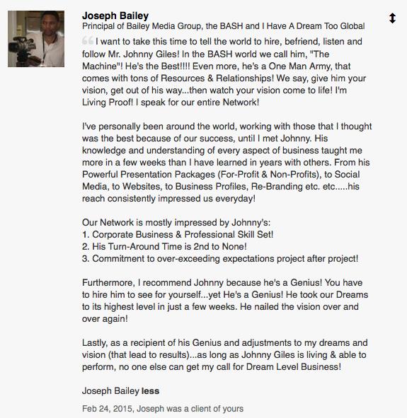 JosephBailey.Testimonial.JBG